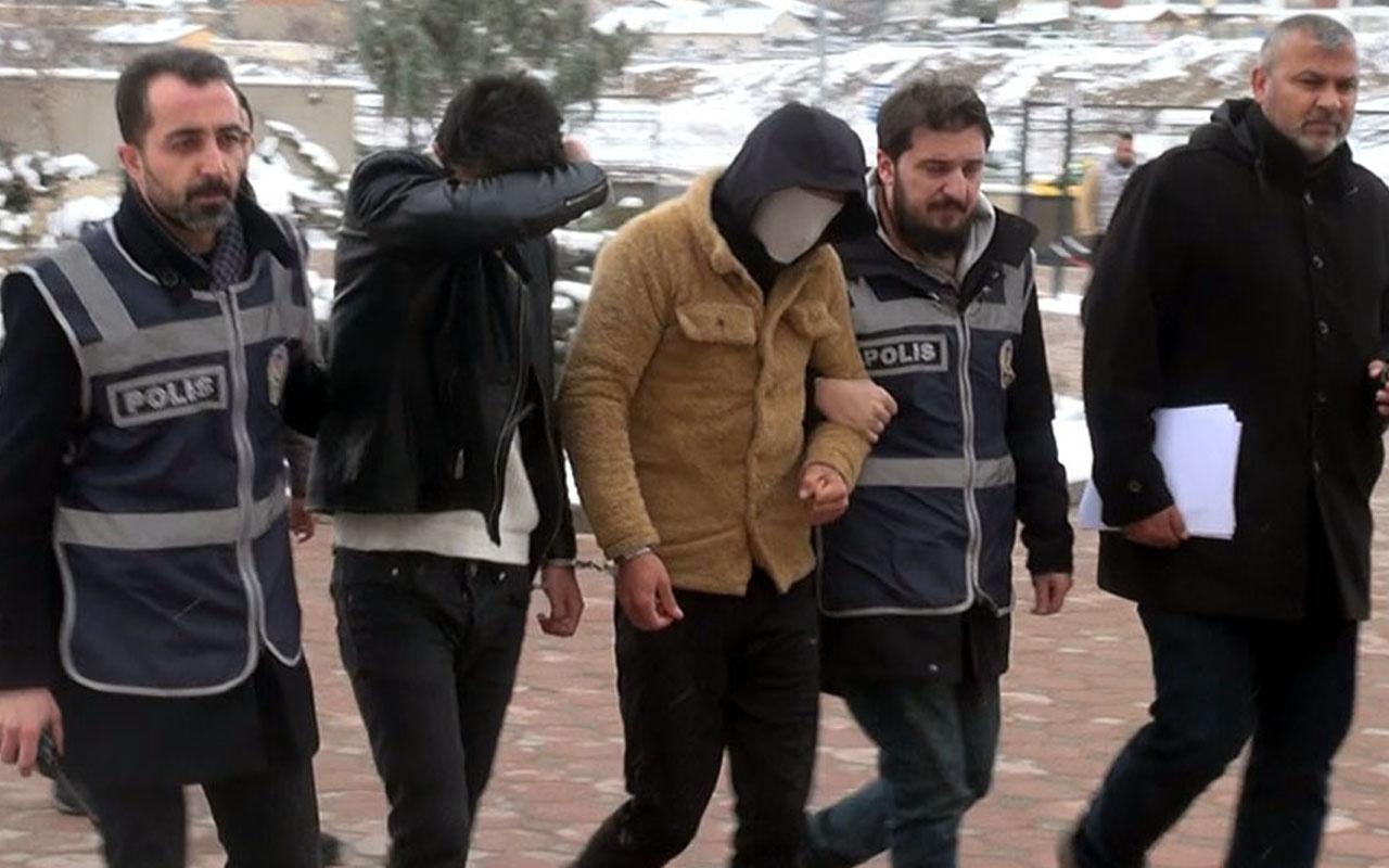 Sivas'ta  FETÖ yalanıyla iki kişi dolandırdılar