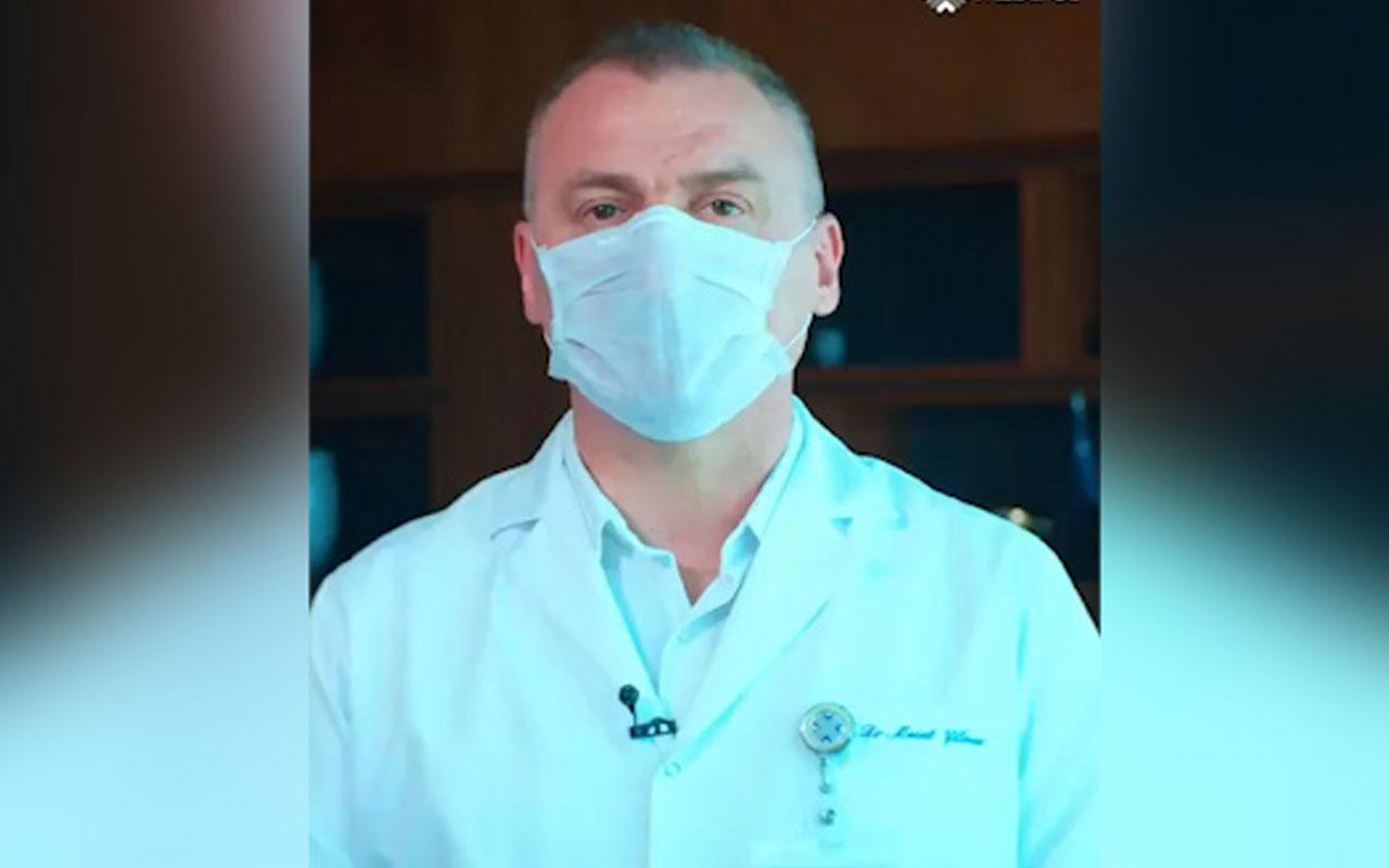 Prof. Dr. Mesut Yılmaz'ı dinleyin koronavirüse karşı maske takma zamanı geldi mi