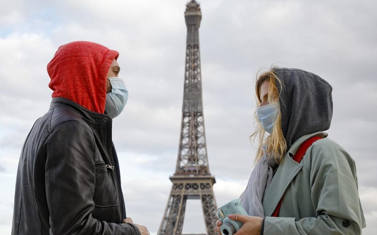 Fransa İçişleri Bakanı: Koronavirüs karantinasını çiğneyenler birer embesil