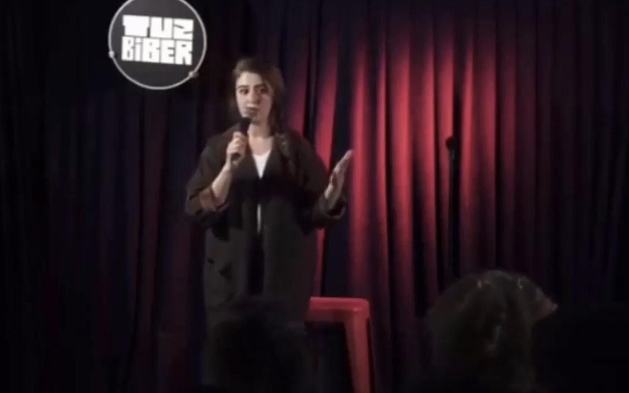 Komedyen Pınar Fidan ile ilgili görsel sonucu