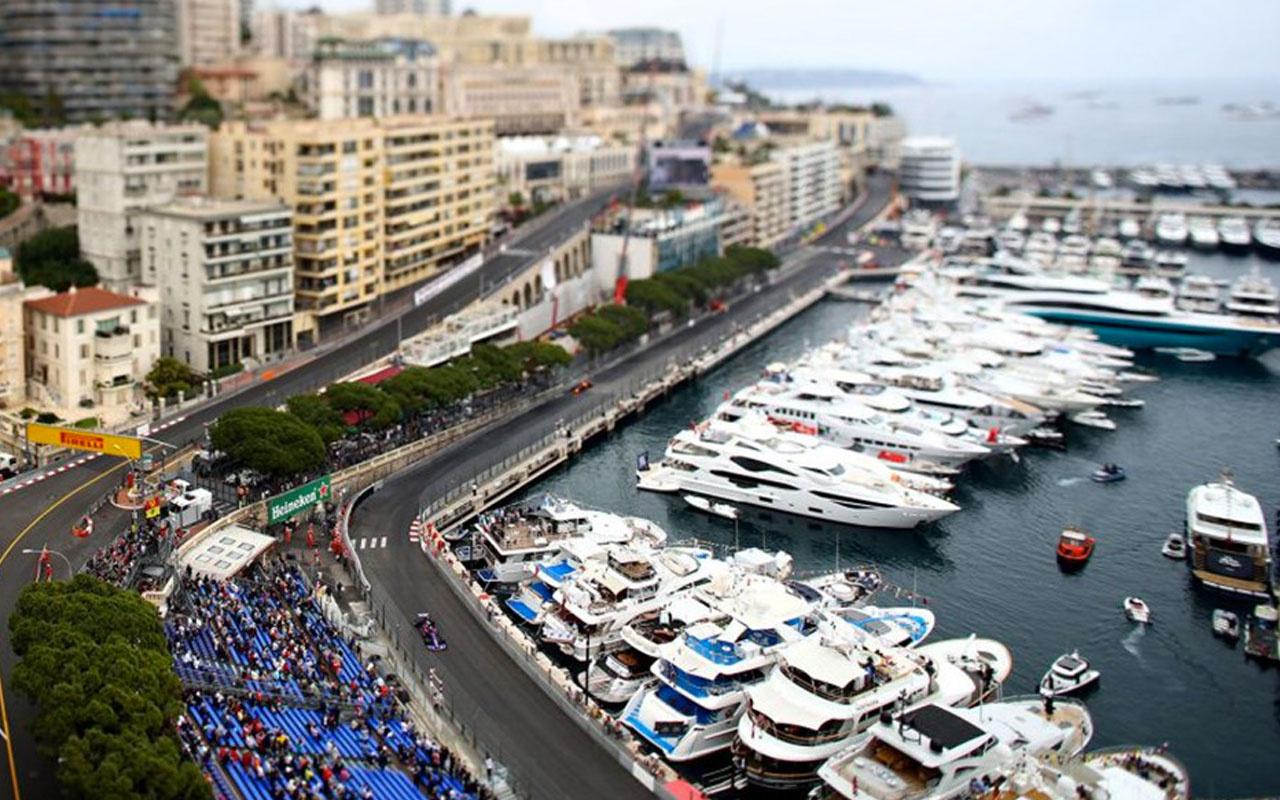 Monaco Grand Prix'sine Koronavirüs darbesi