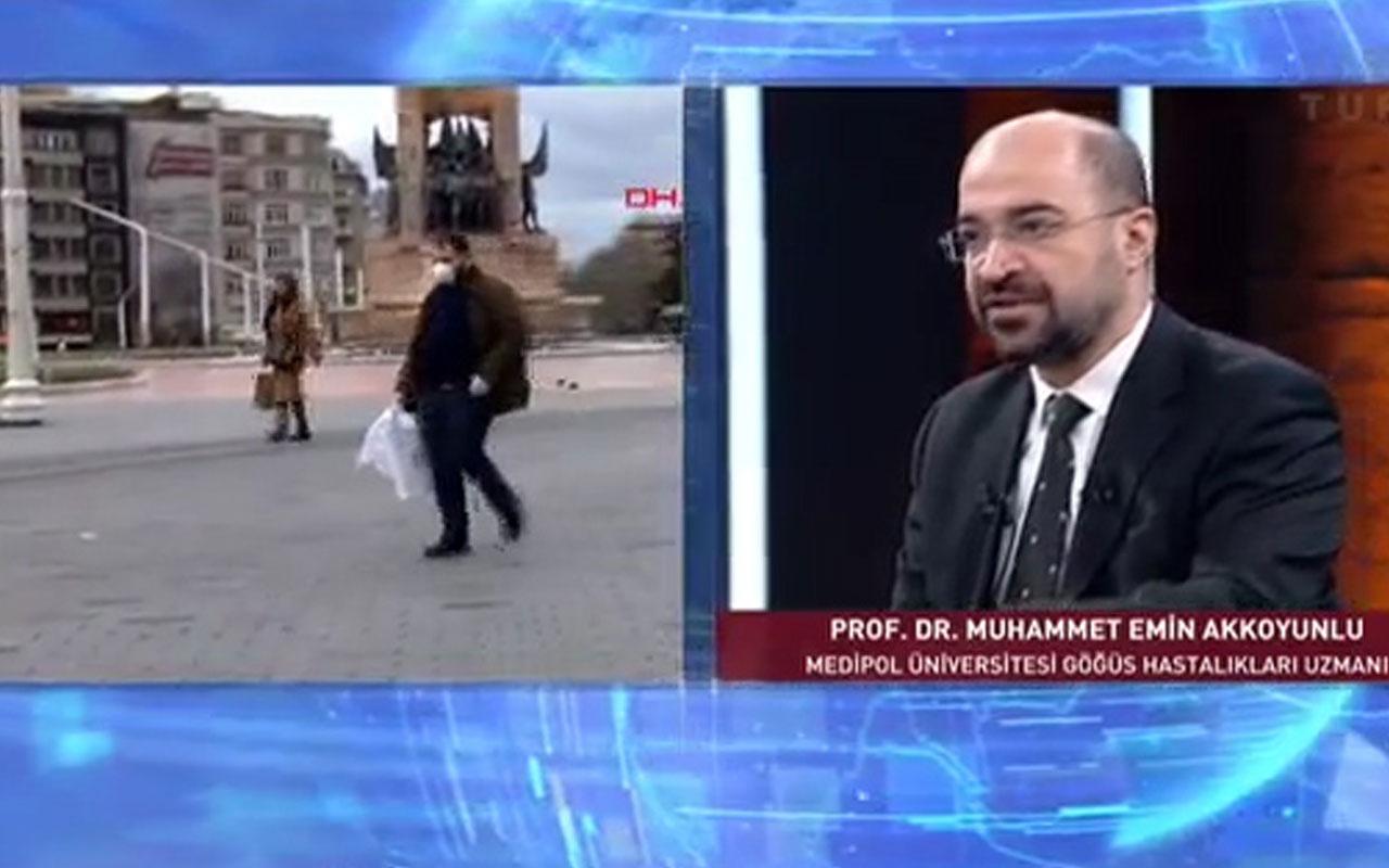 Türkiye için korkunç rakam Medipol Üniversitesi hocası Prof. Dr. Akkoyunlu açıkladı