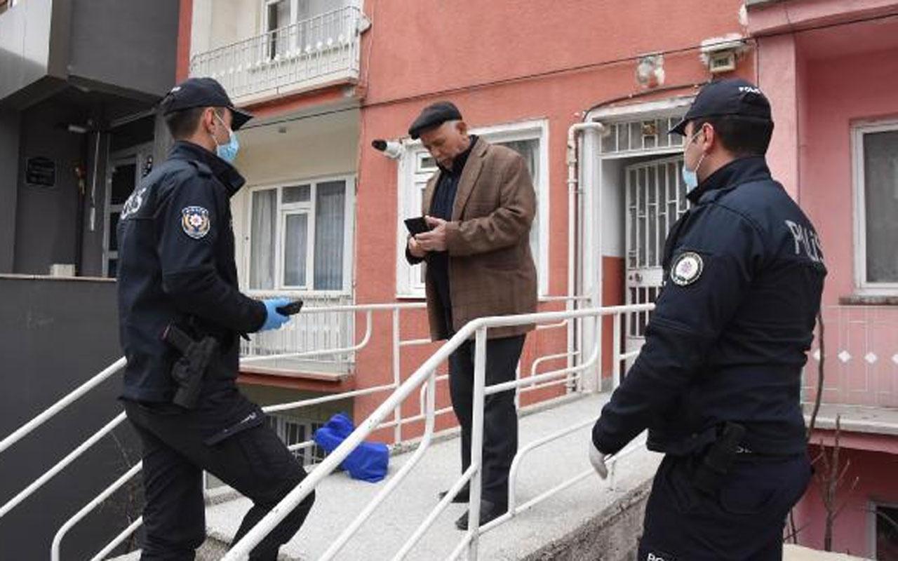 Yasağa uymayan yaşlılara ceza yağdı! Ceza da kallavi