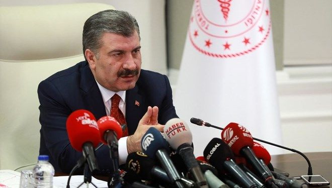 Koronavirüs sayısı Türkiye'de katlandı! Fahrettin Koca son durumu açıkladı