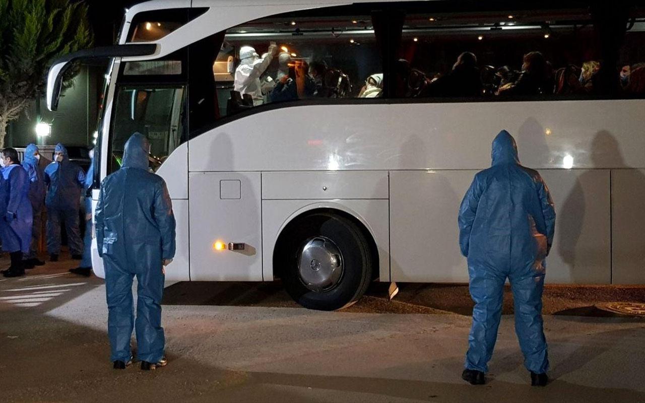 Bakan Kasapoğlu: yurt dışından gelen 11 bin 269 kişi 23 ilde karantinada