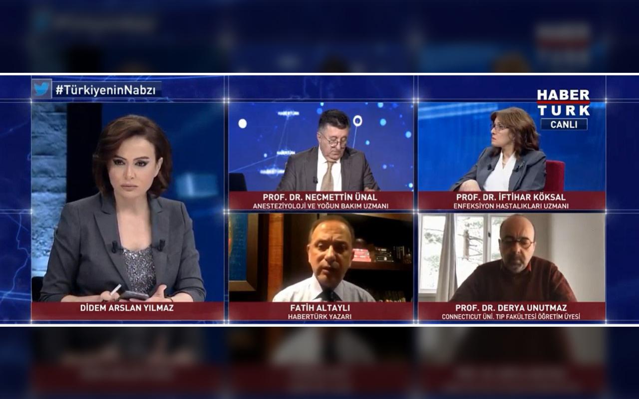 Fatih Altaylı: TFF Başkanı'nın görevi bırakması lazım