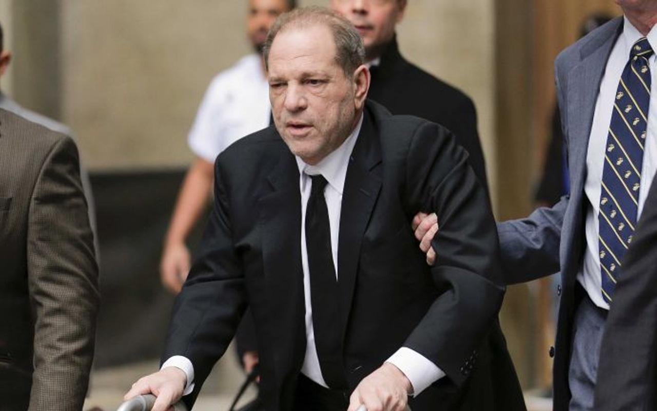 Harvey Weinstein tecavüz suçundan yattığı hapiste koronavirüse yakalandı