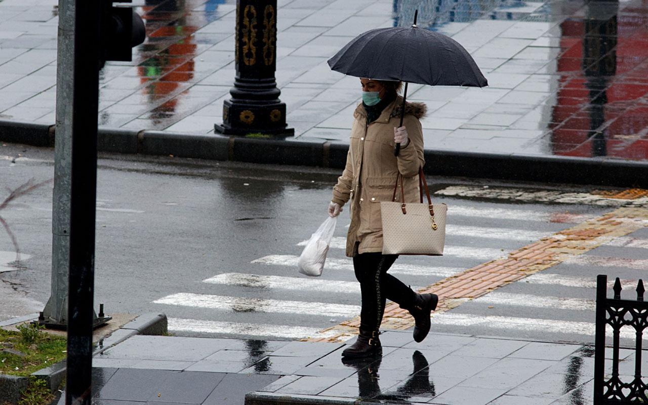 Eskişehir saatlik hava durumu son rapor fırtına geliyor