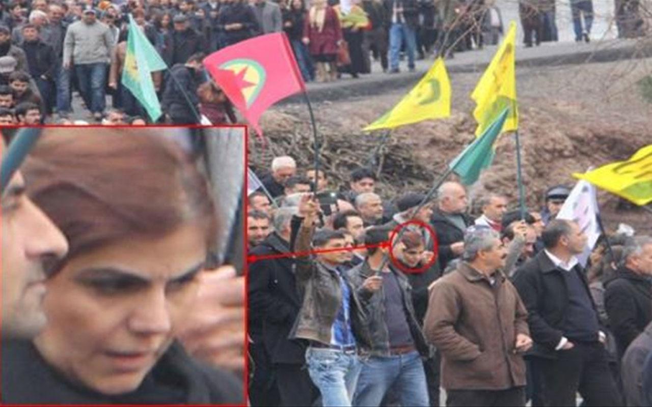 Görevden alınan HDP'li Başkanın dosyası kabarık çıktı! Nerede terör eylemi var oradaymış