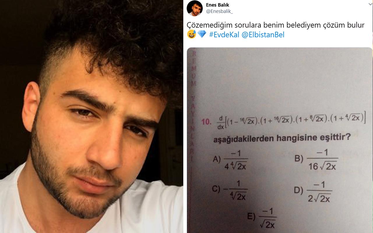 Kahramanmaraş'ta çözemediği soruyu belediye cevapladı
