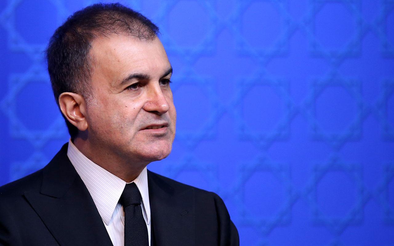 AK Parti Sözcüsü Ömer Çelik'ten 'evde kal' çağrısı