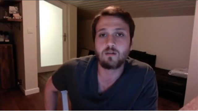 Aras Bulut İynemli soruları yanıtladı Show Tv dizisi Çukur'un oyuncuları canlı yayın yaptı