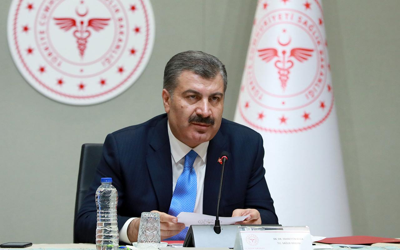 Sağlık Bakanı Fahrettin Koca'yı kızdıran Medipol sorusu