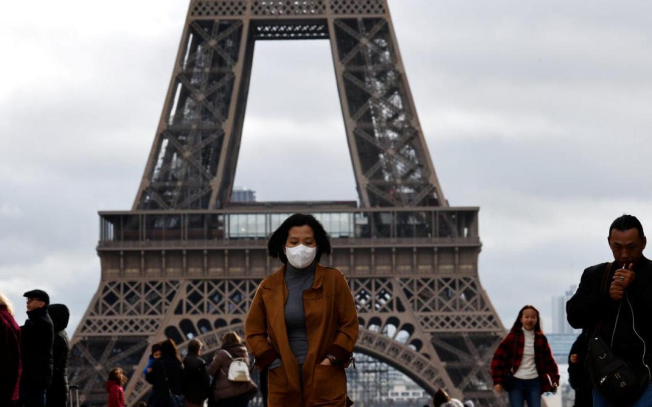 Fransa'da koronavirüs durdurulamıyor! 24 saatte 231 ölü