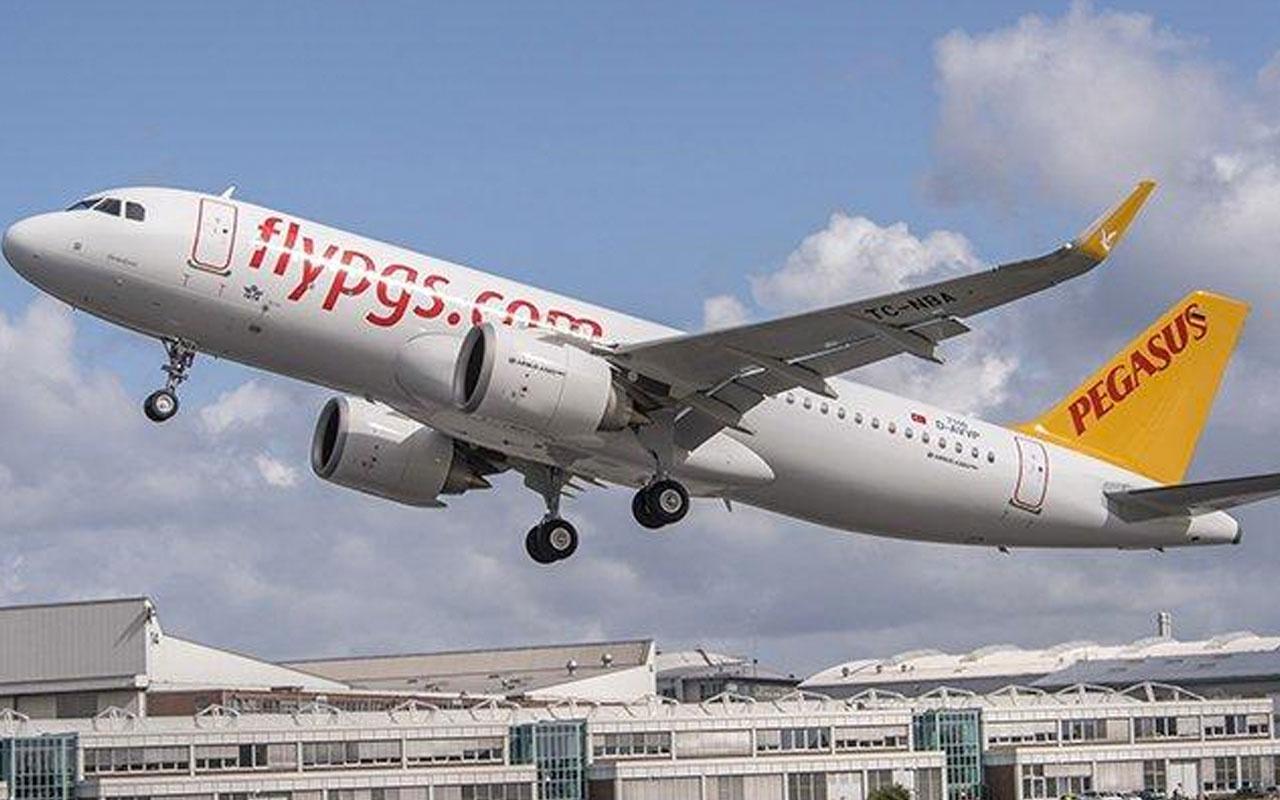 Pegasus CEO'su korona nedeniyle yatan uçak sayısını açıkladı