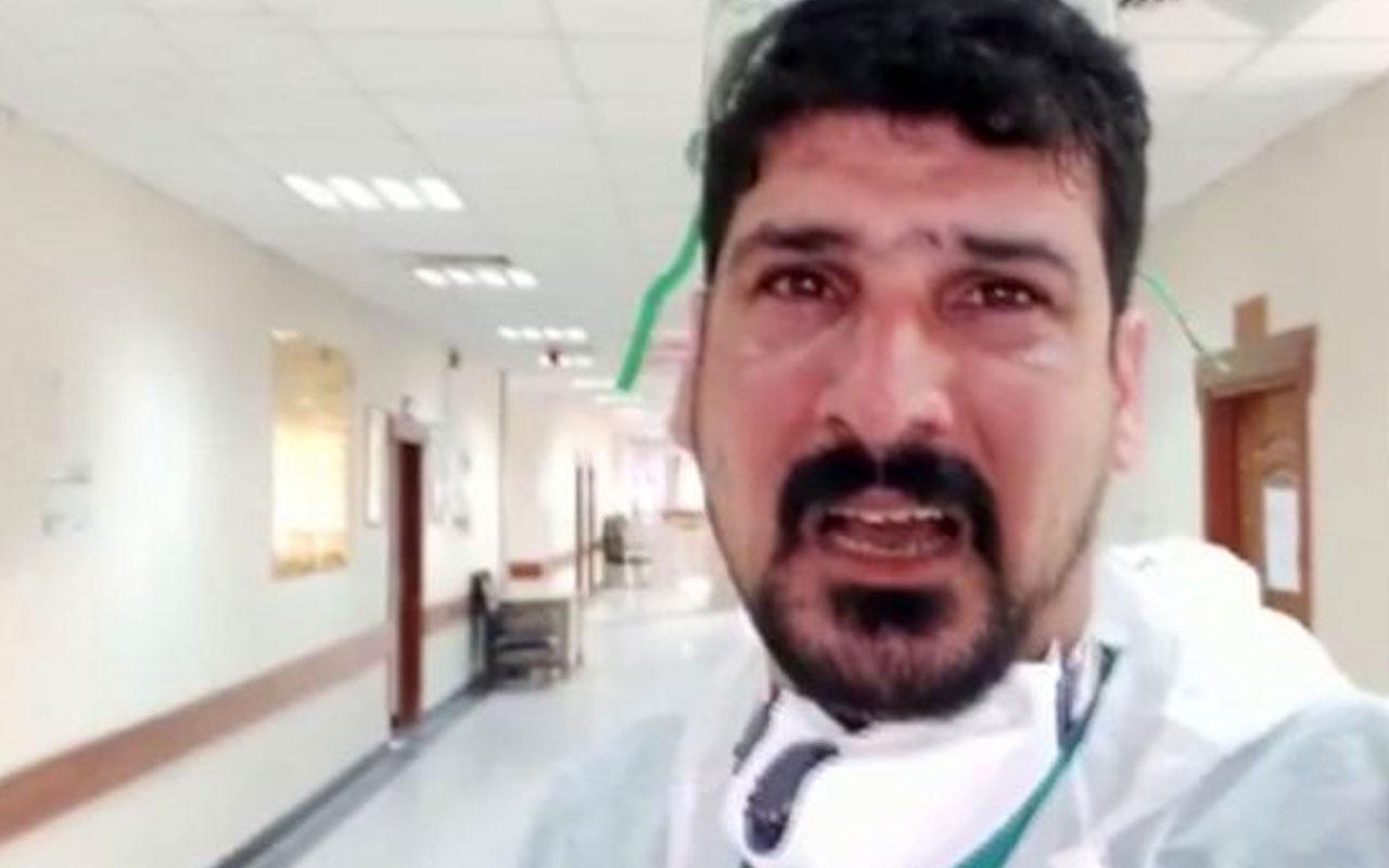 Doktor gördükleri karşısında dehşete kapıldı: Lütfen evde kalın