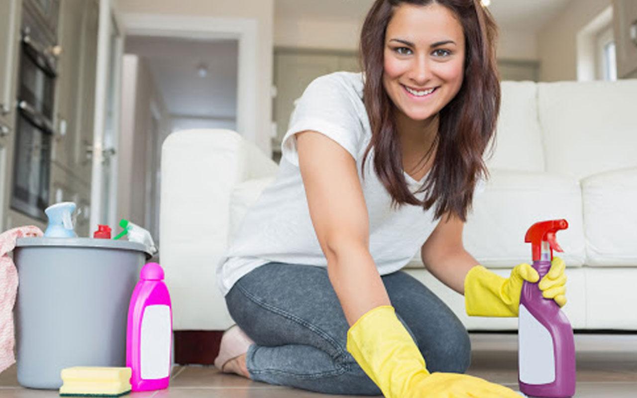 Evinizi hijyenik tutmak için bu malzemeleri kullanın!