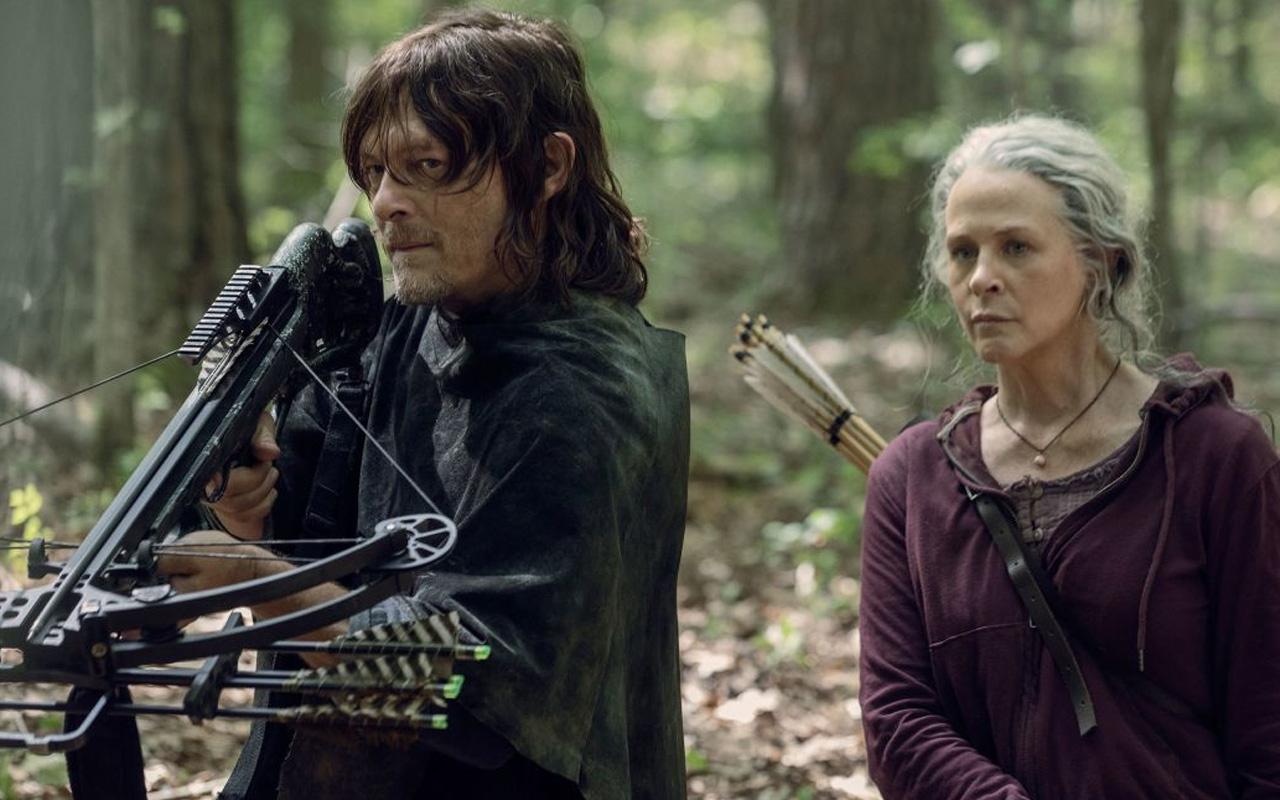 The Walking Dead finaline Corona virüs engeli
