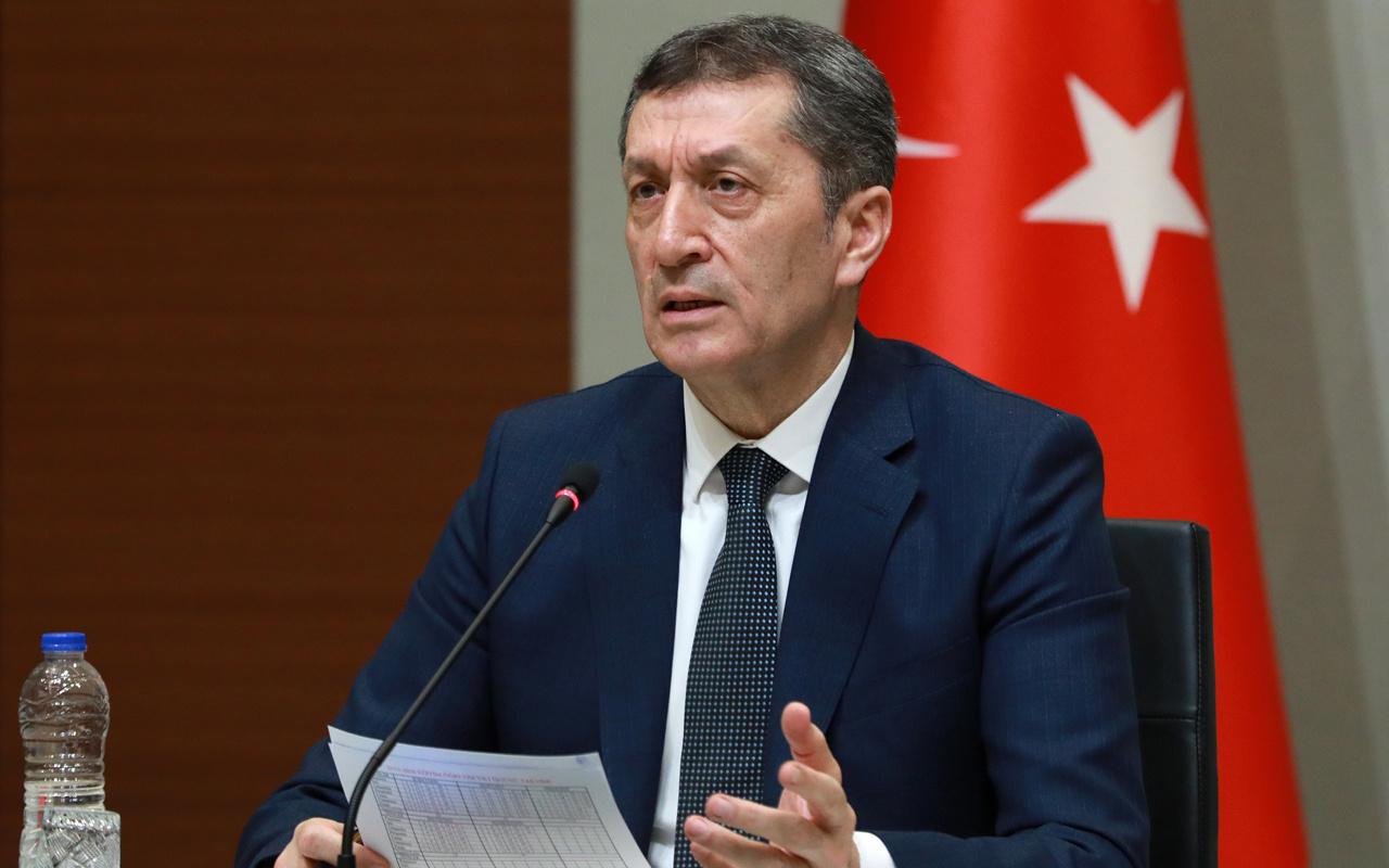 Milli Eğitim Bakanı Ziya Selçuk:LGS'desalon sayısını 111 bin 918'e çıkardık