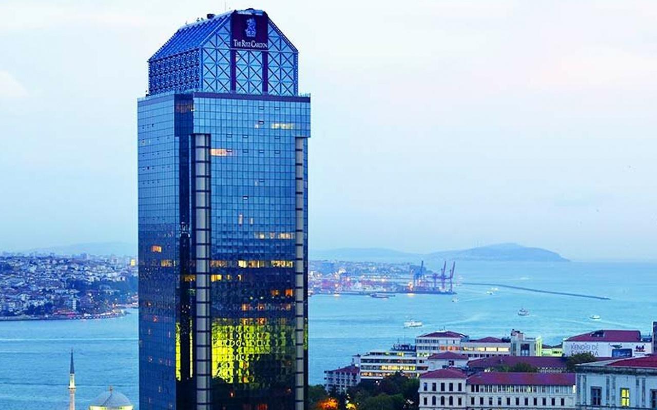 Ritz-Carlton İstanbul Oteli personeline ücretli izin