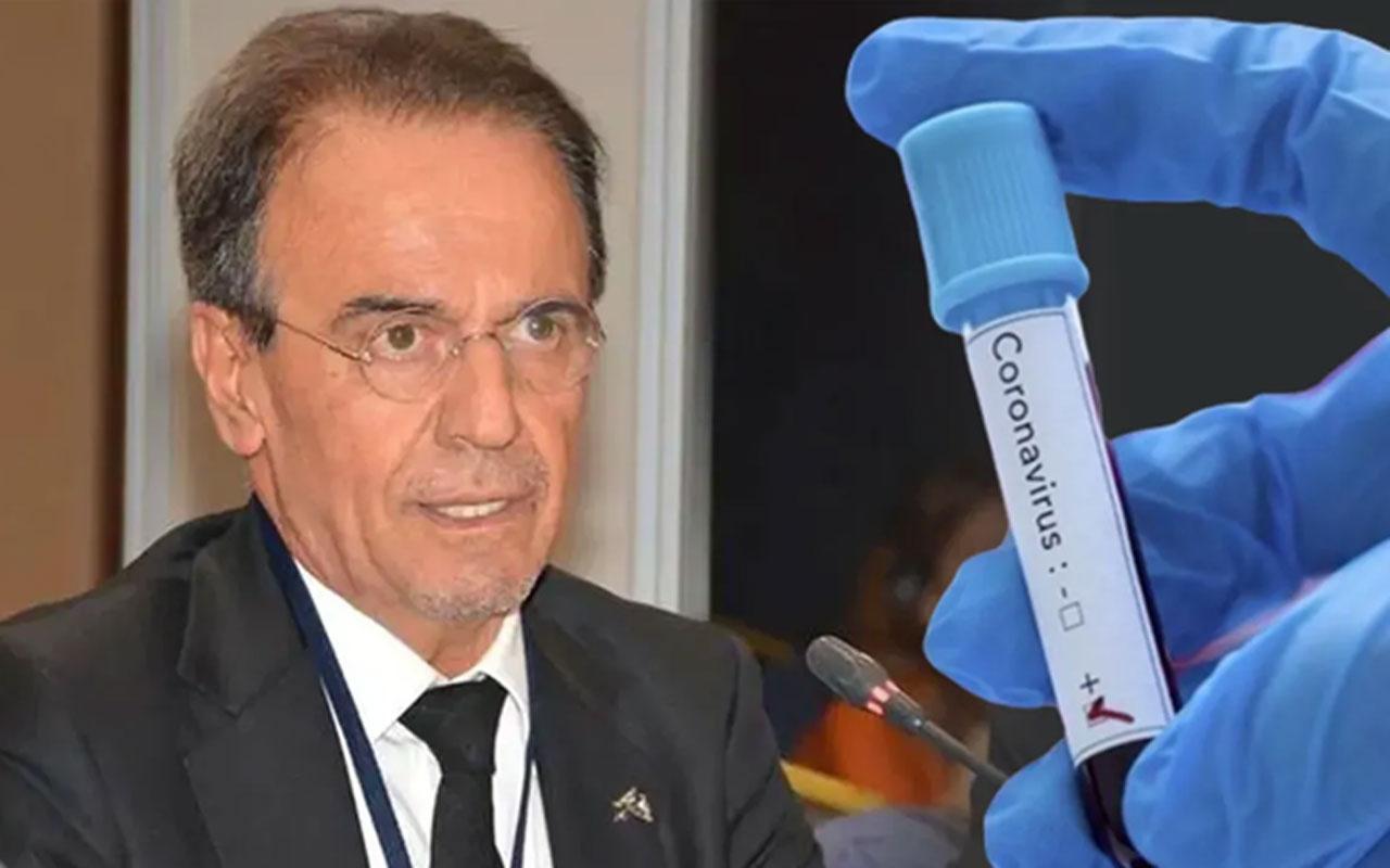 Prof. Dr. Mehmet Ceyhan tavrını koydu: Maske takmayana ceza verilsin