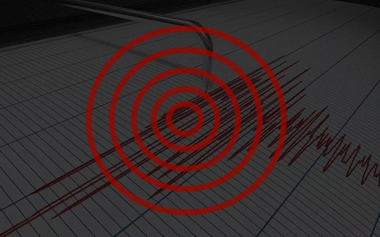 Son dakika Van'da deprem oldu! Son depremler....