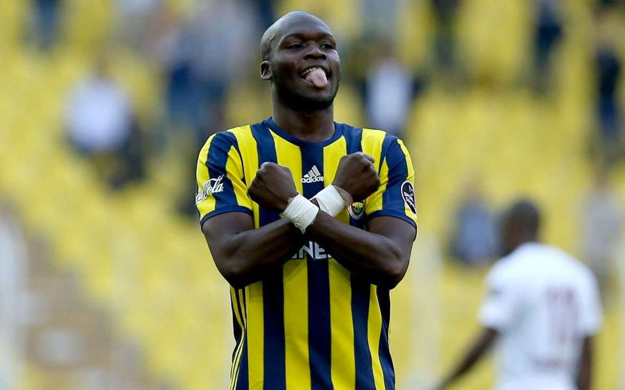 Moussa Sow: Fenerbahçe'nin yeri Şampiyonlar Ligi