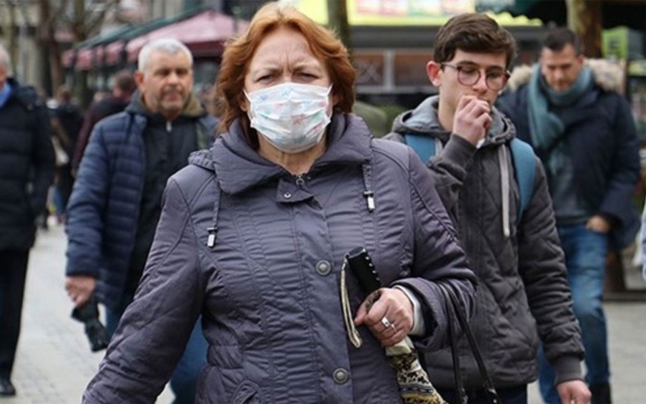 Avrupa'ya koronavirüs şoku: 25'inci yaşında sınırlar kapatıldı