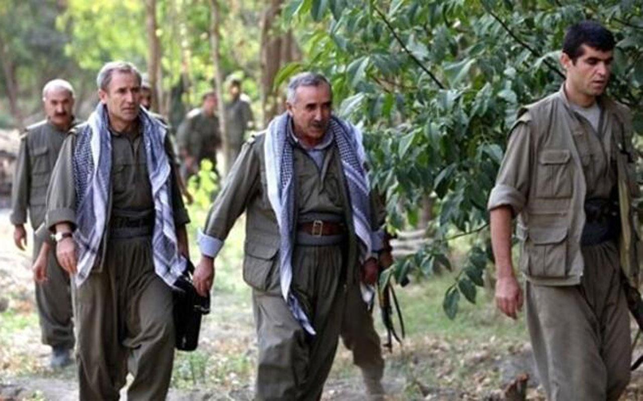 Dünyada yayılan koronavirüs PKK'lı teröristlere de bulaştı
