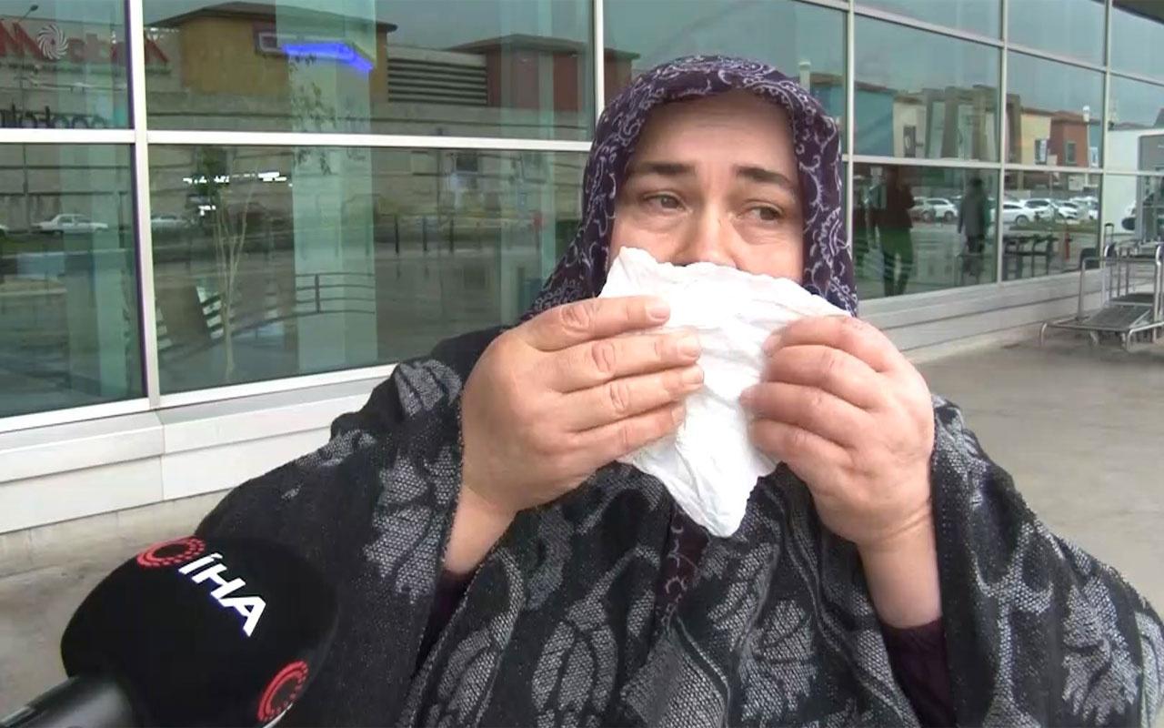 Bursa'da korona yasaklarına dakikalar kala bilet bulamadı hüngür hüngür ağladı
