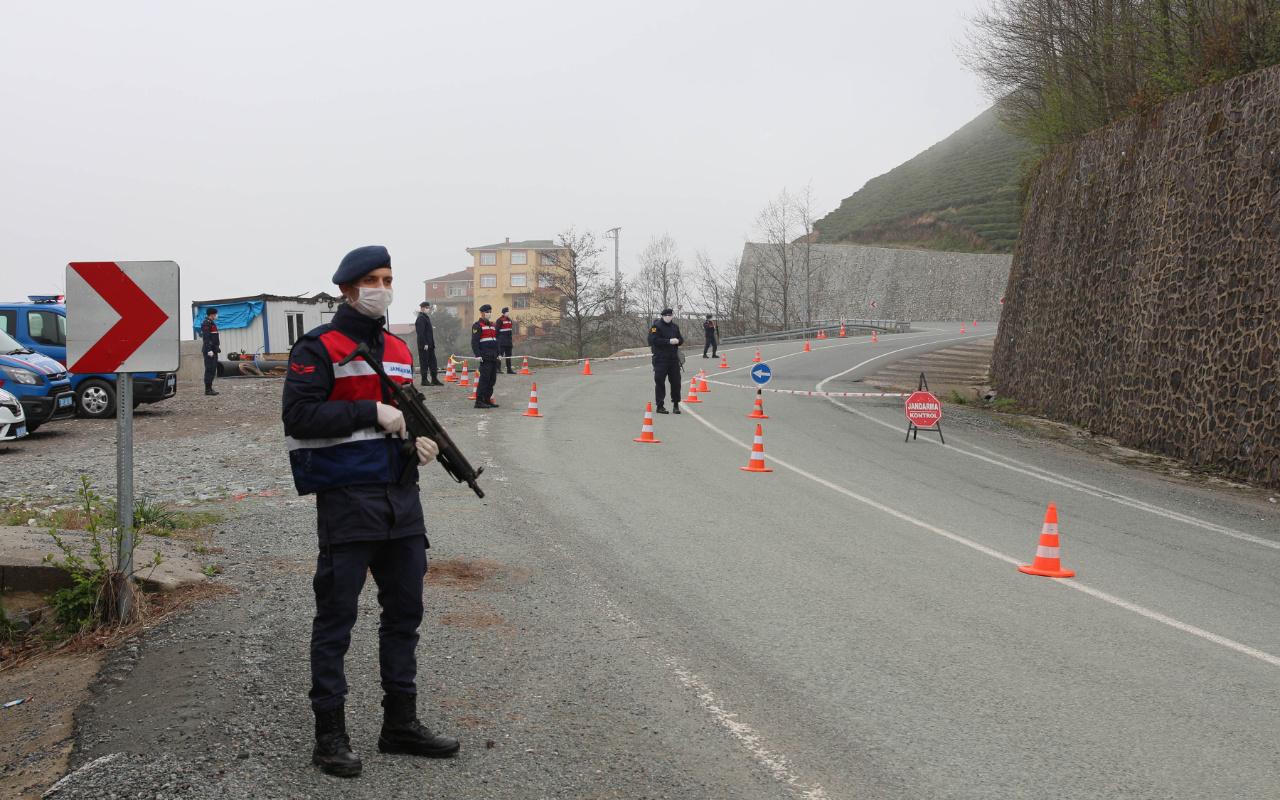 Sivas'ta 1 köy karantinaya alındı! Valilik duyurdu
