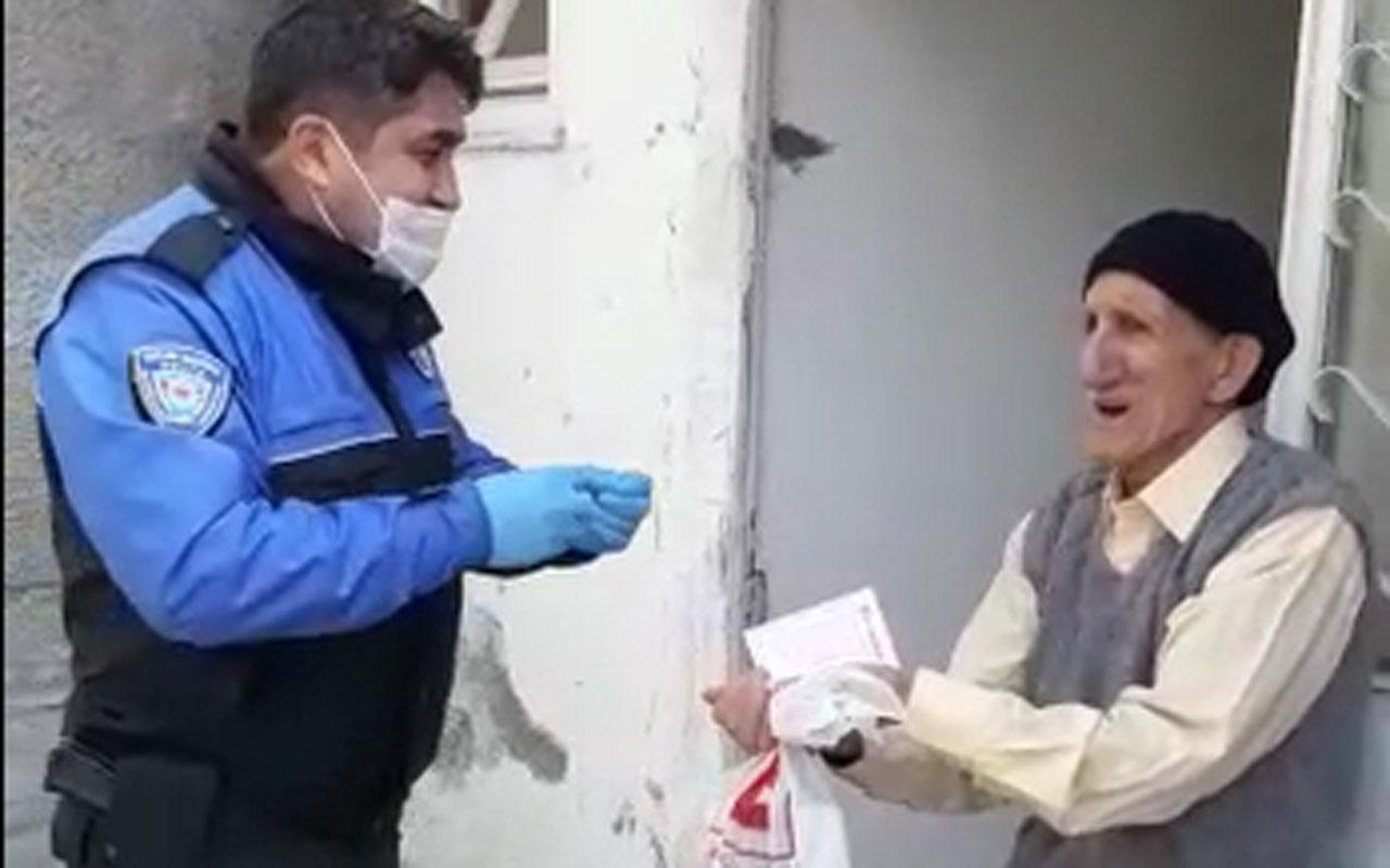Çorum'da 86 yaşındaki adam polislerden önce ilaç sonra kendisini evlendirmelerini istedi
