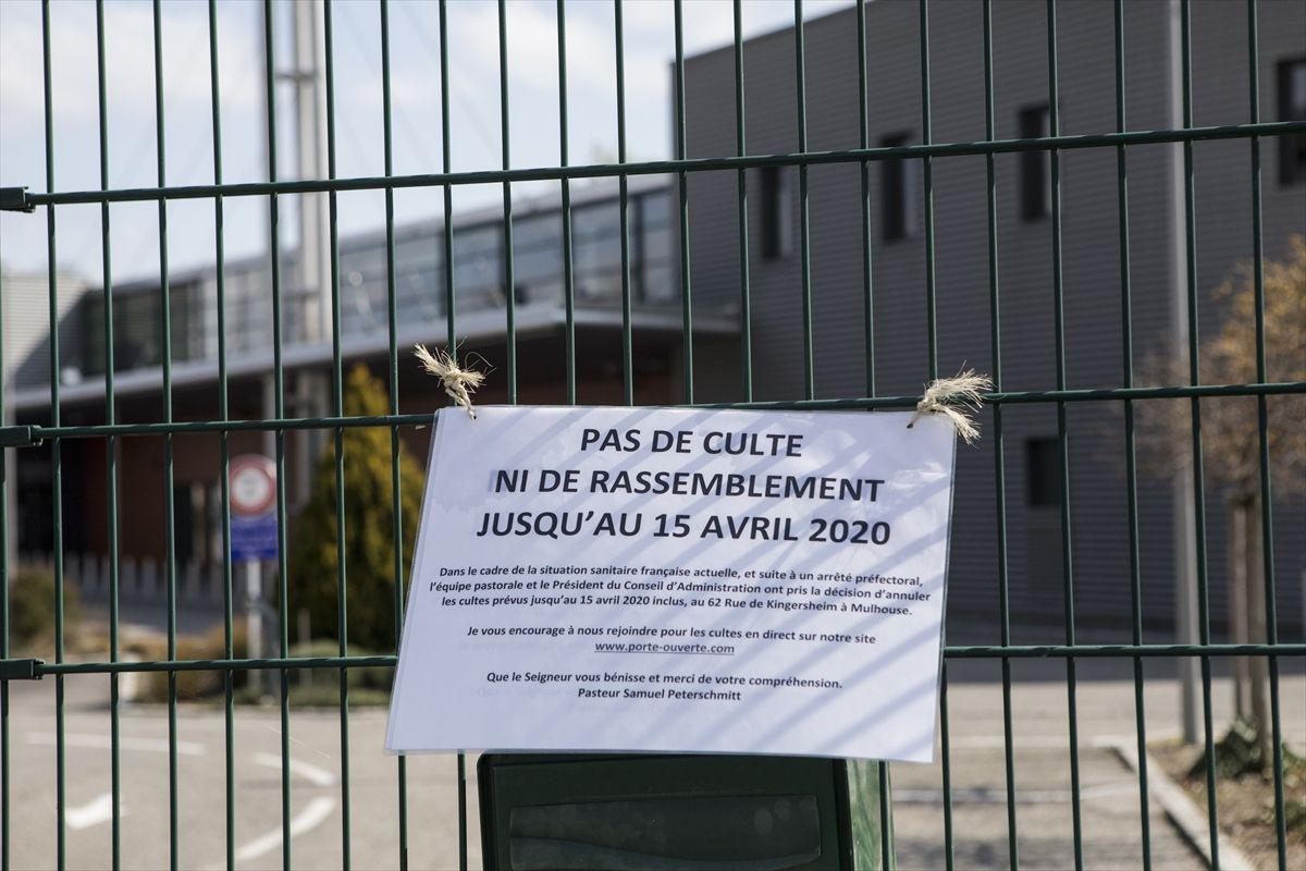 Fransa Sağlık Bakanı itiraf etti koronavirüs bu mekandan ülkeye yayılmış
