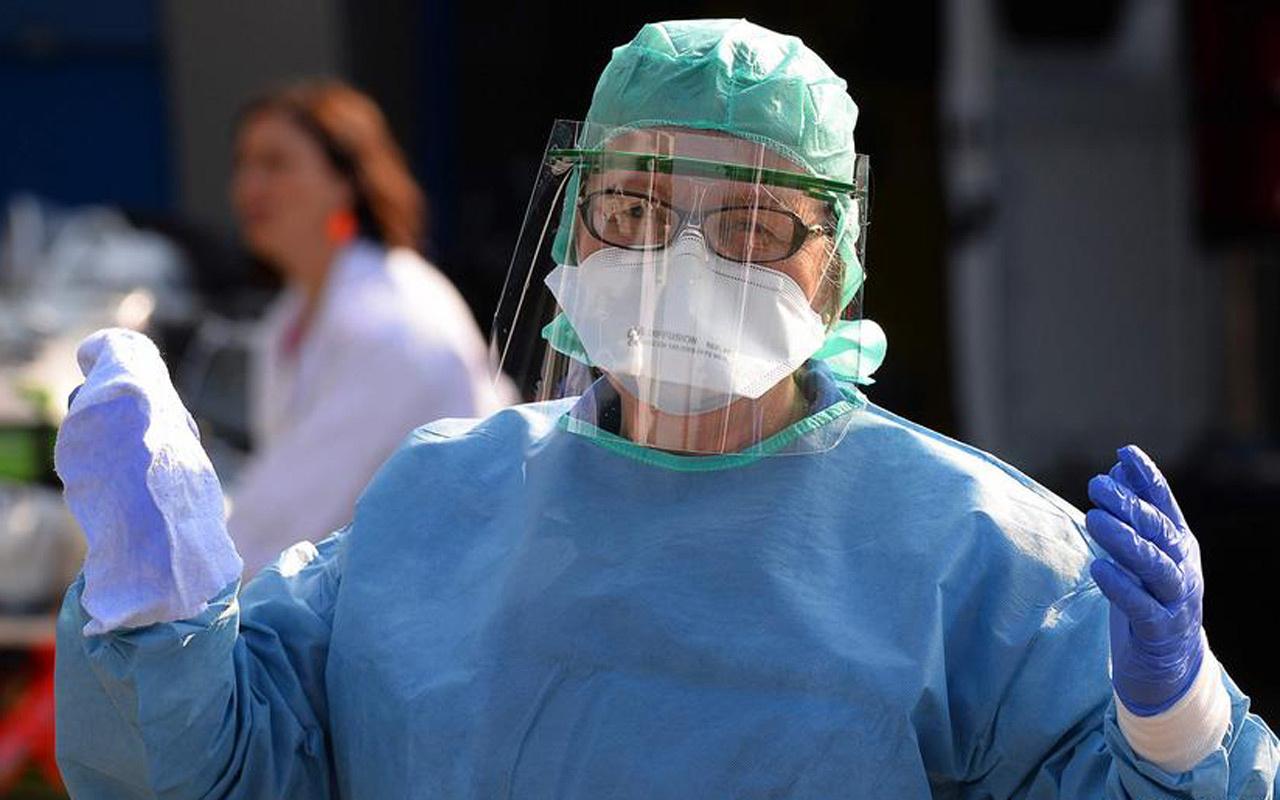 Tabip Odası açıkladı Ankara'da 18 sağlık çalışanı koronavirüse yakalandı