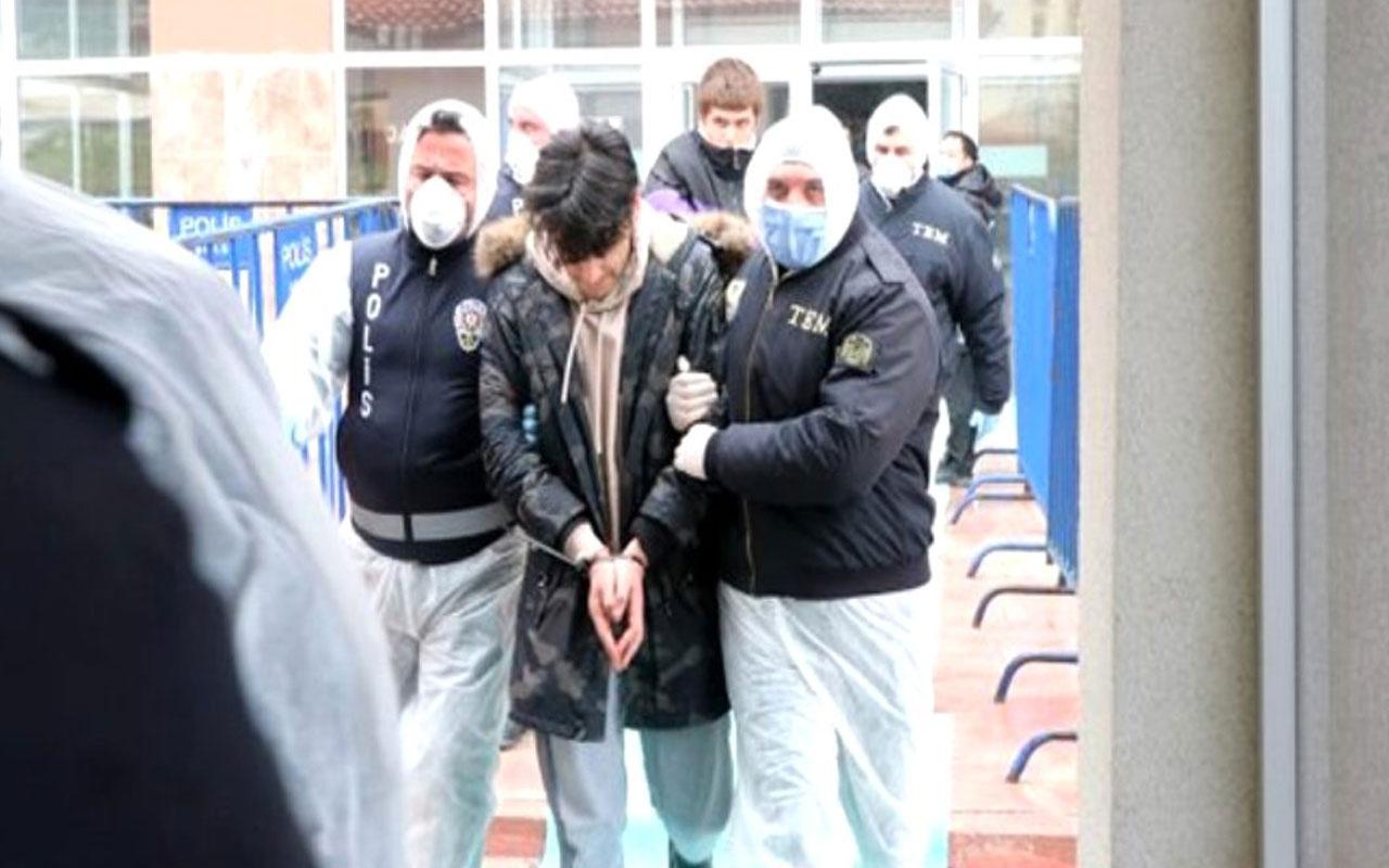 Türkiye Cumhuriyeti'ne küfür eden karantinadaki 3 öğrenciden 2'si tutuklandı