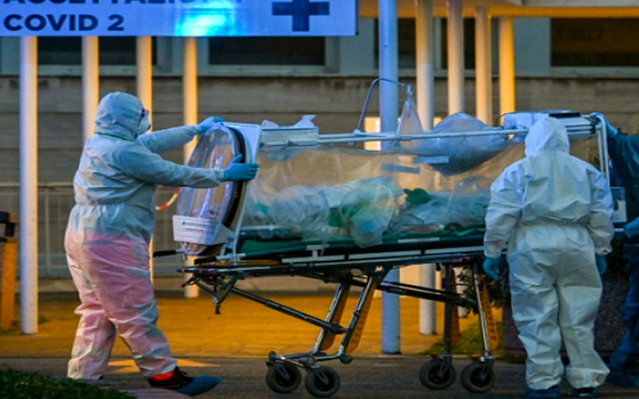 İspanya'da 12 binden fazla sağlık çalışanı koronavirüse yakalandı