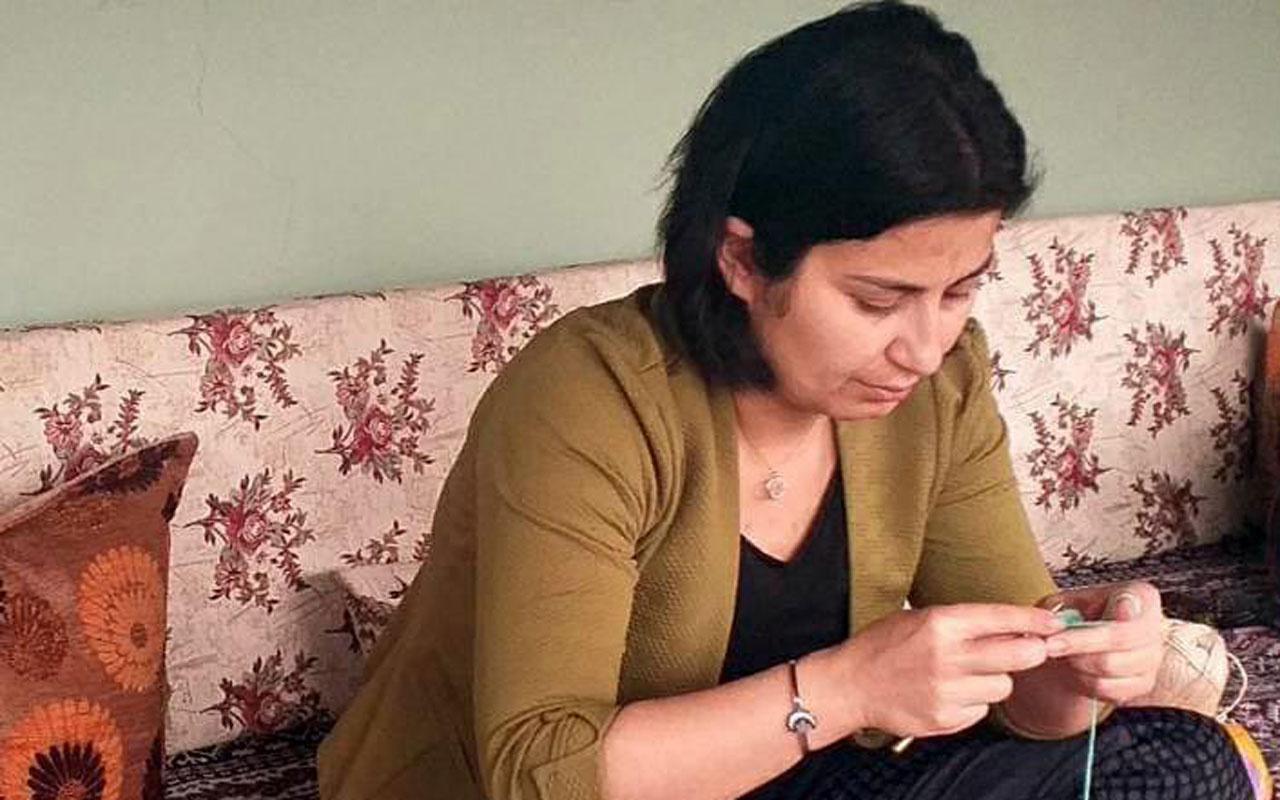 Başkan Saliha Özçınar'dan örgü ördüğü fotoğrafla 'evde kalın' çağrısı