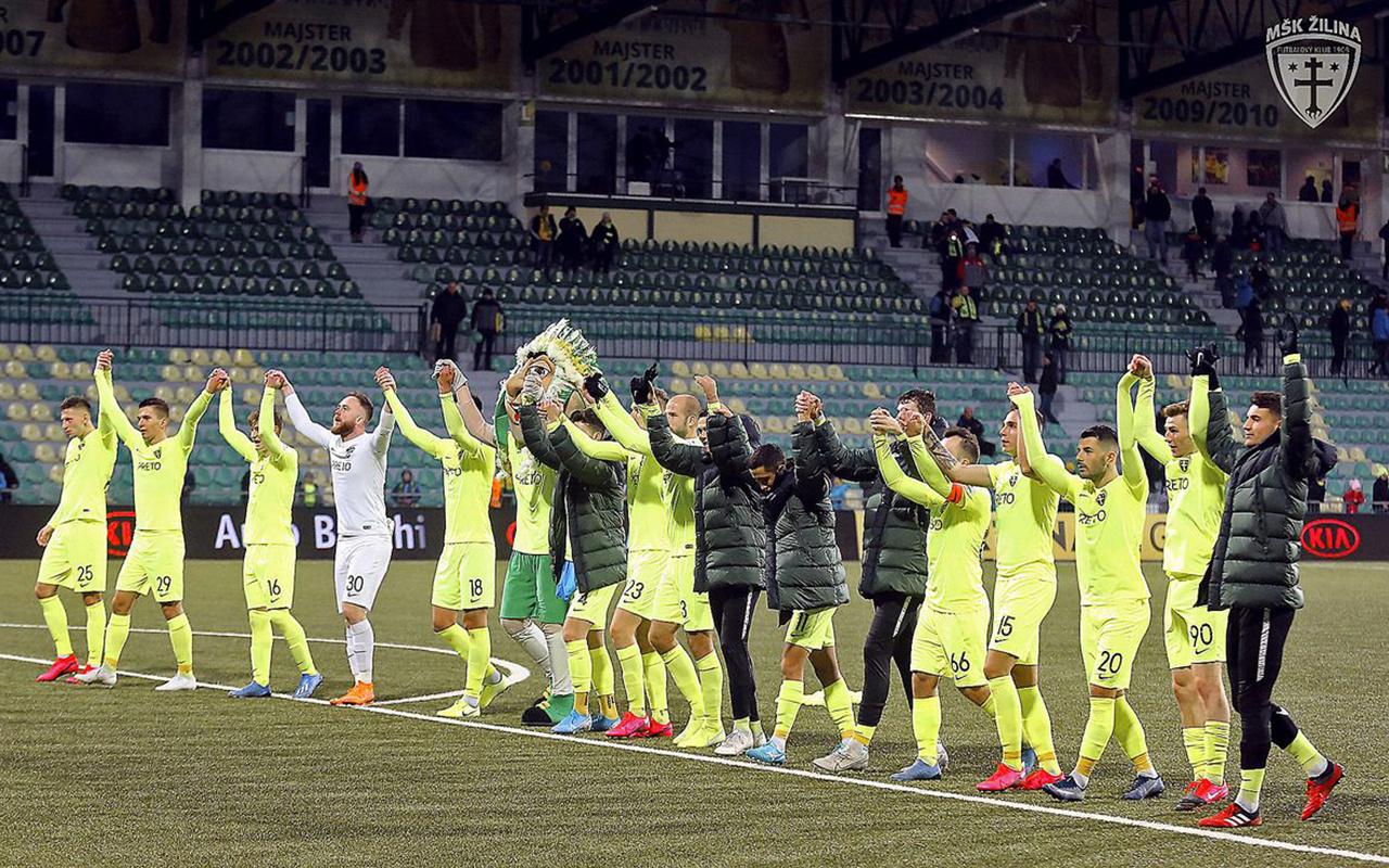 Futbolda ilk koronavirüs iflası Slovakya'da