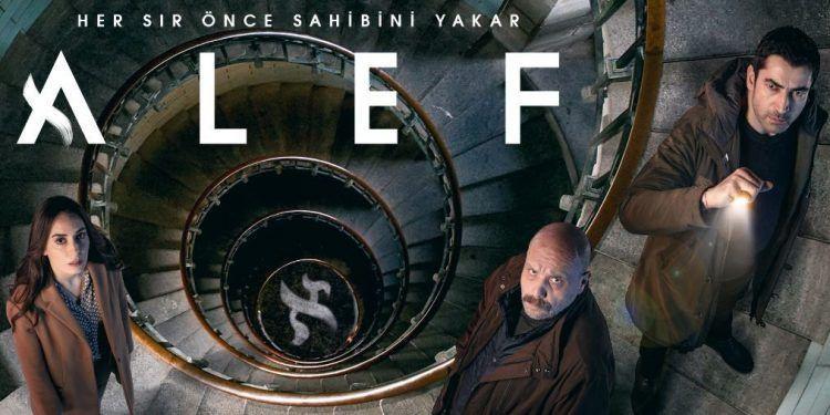 İlk mistik polisiye dizisi Alef 10 Nisan'da başlıyor kimseye randevu vermeyin