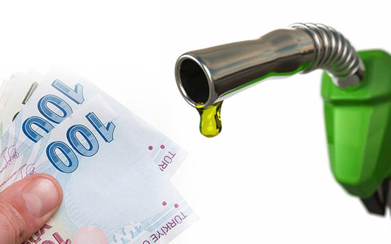 Benzin fiyatları çarşamba itibariyle zamlı! İşte Benzin zammı oranı