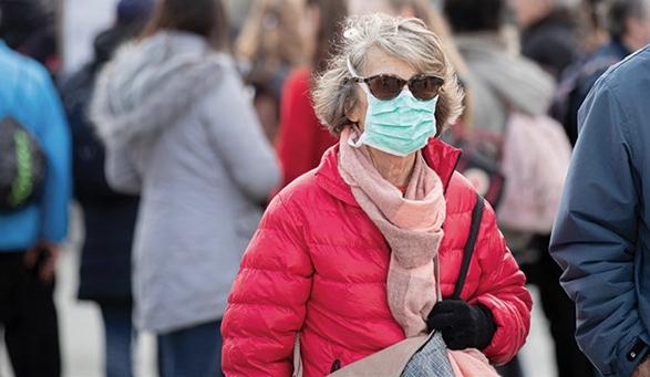koronavirüs ABD'de fırladı Çin'i ikiye katladı! İspanya ve İtalya'da son durum