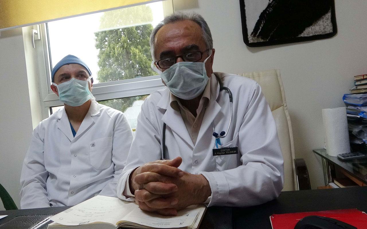 Keşan'da ''ses kaydı' olay oldu özel hastane harekete geçti