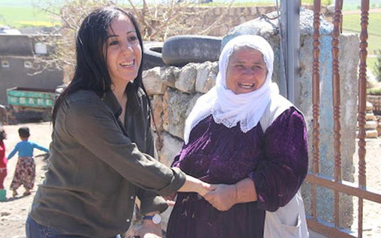 HDP'li Nalan Özaydın'a korona tahliyesi