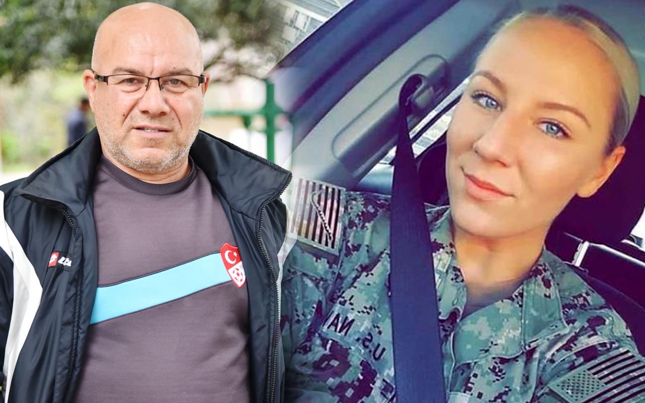 Antalya'da kendisini adeta filmin içinde buldu Hırvat kadın askerin büyük oyunu