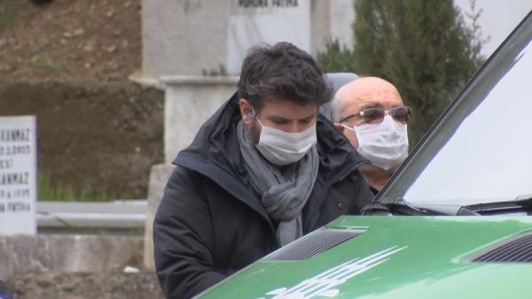 Prof. Cemil Taşçıoğlu'nun cenazesinde dikkat çeken detay