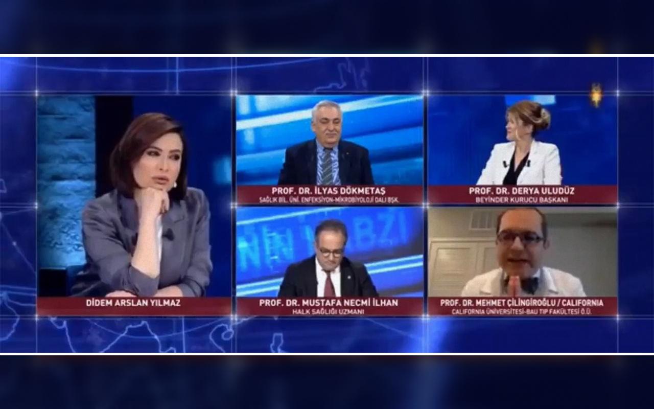 Didem Arslan Yılmaz eleştirilere yanıt verdi: Hadi başka kapıya