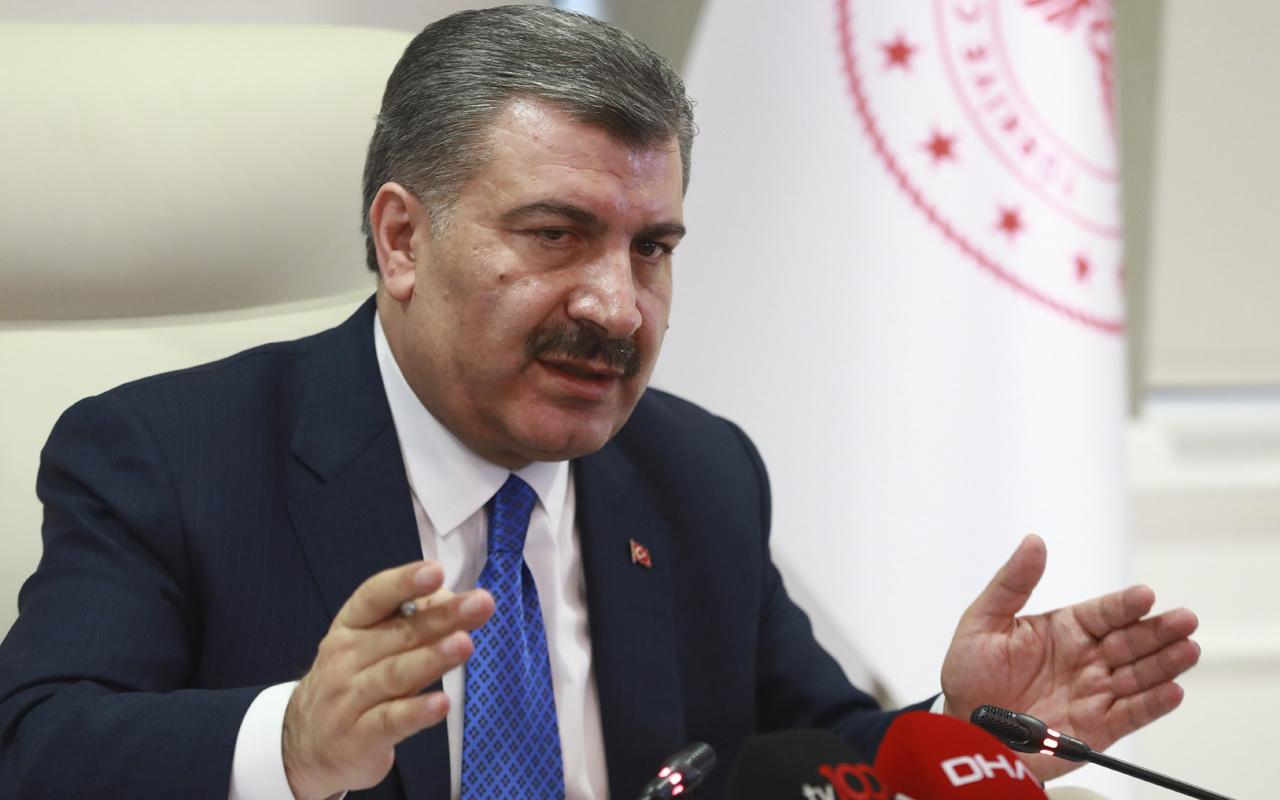 Sağlık Bakanı Fahrettin Koca 88 ülkenin yardım istediğini açıkladı DSÖ'den Türkiye'ye övgü