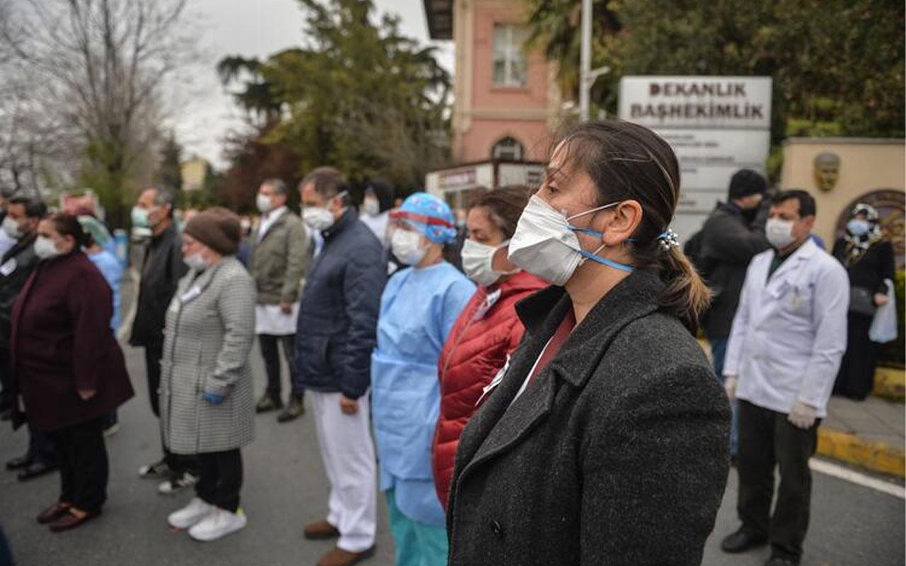 Prof. Dr. Cemil Taşçıoğlu için Türkiye'nin dört bir yanında saygı duruşu