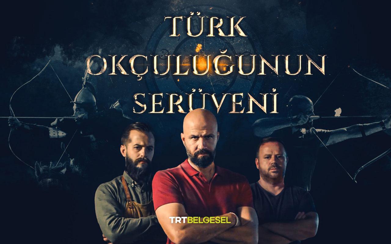"""""""Türk Okçuluğunun Serüveni"""" TRT BELGESEL'de başlıyor"""