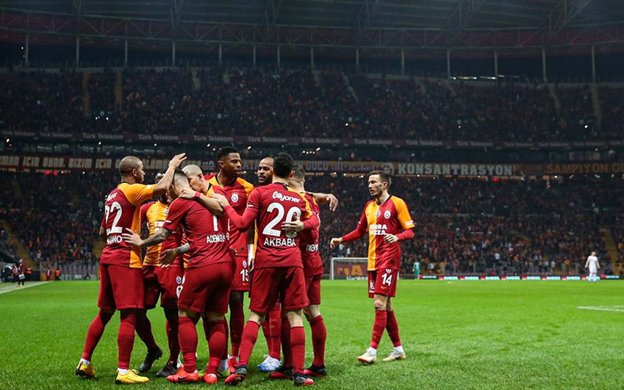 Galatasaray'da 5 isim Ankaragücü maçında yok